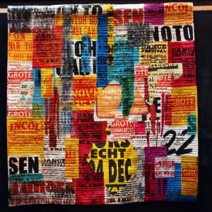 Art quilt 25