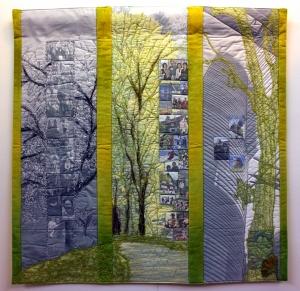 Art quilt 30