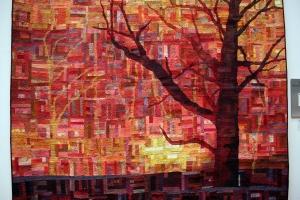 Art quilt 12